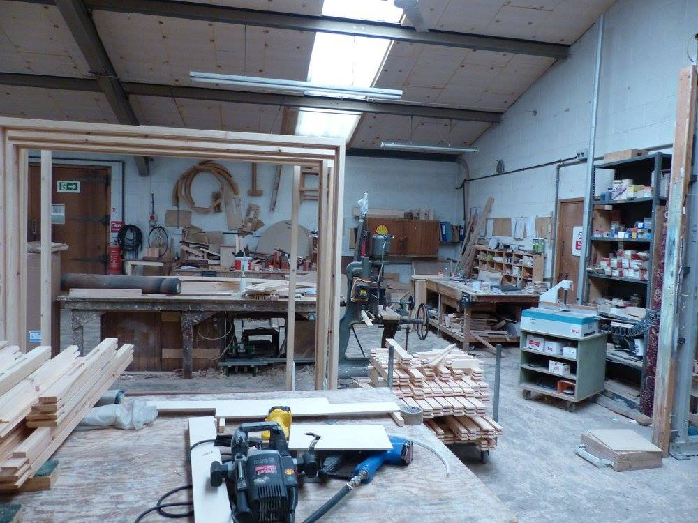 fine quality timber windows & doors from our base in Cumbria