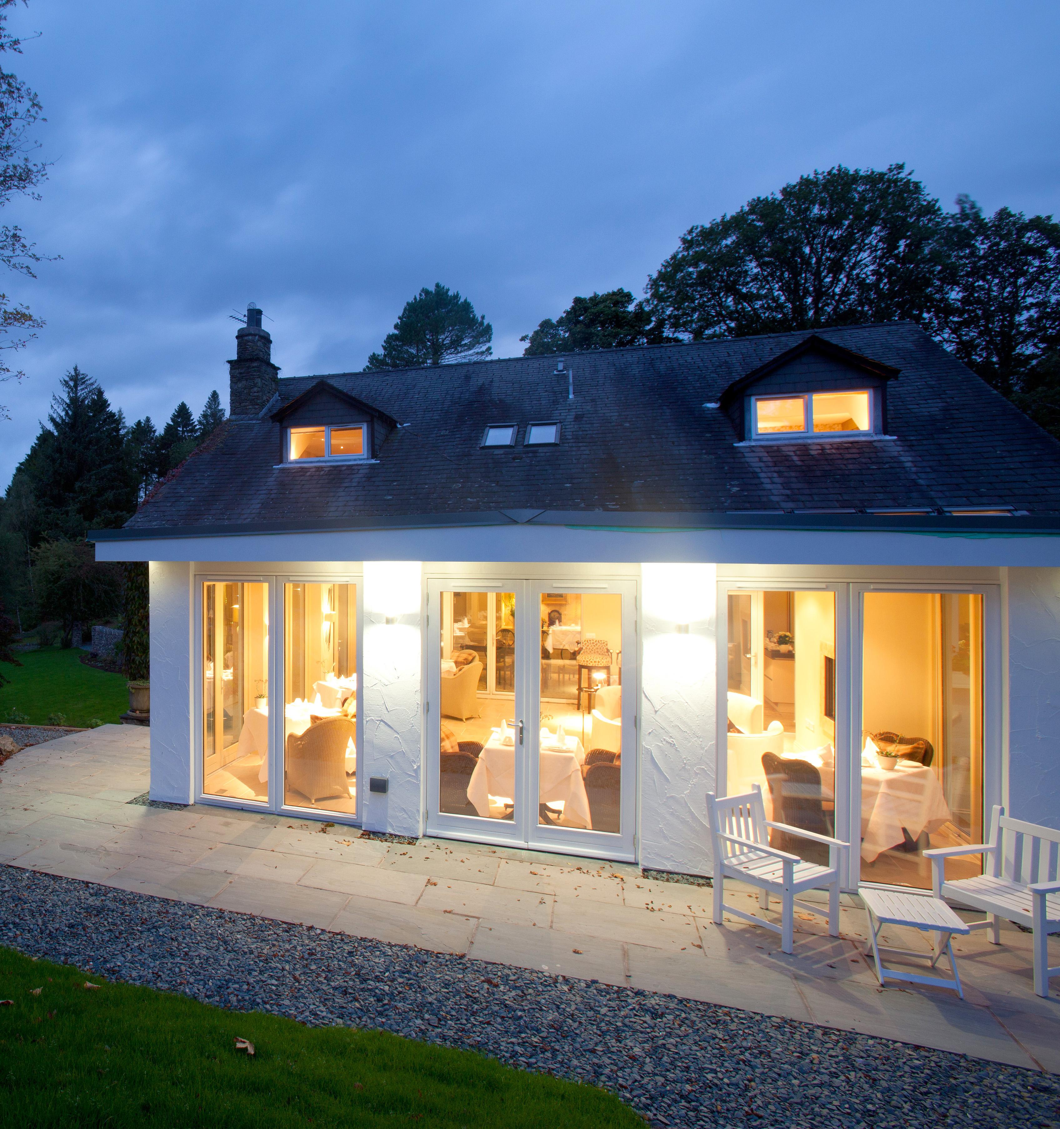 Quality timber door installation from AJ&D Chapelhow Ltd, Cumbria