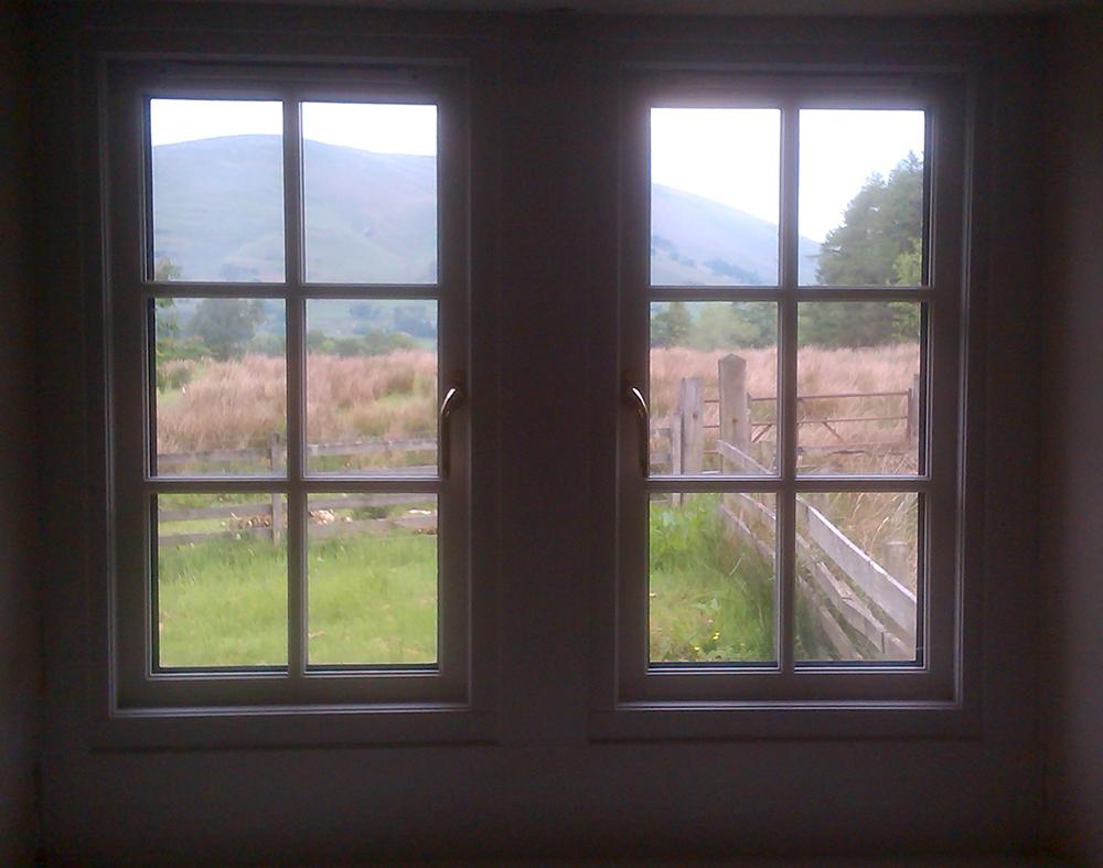 Fine timber windows from AJ&D Chapelhow (Cliburn) Litd