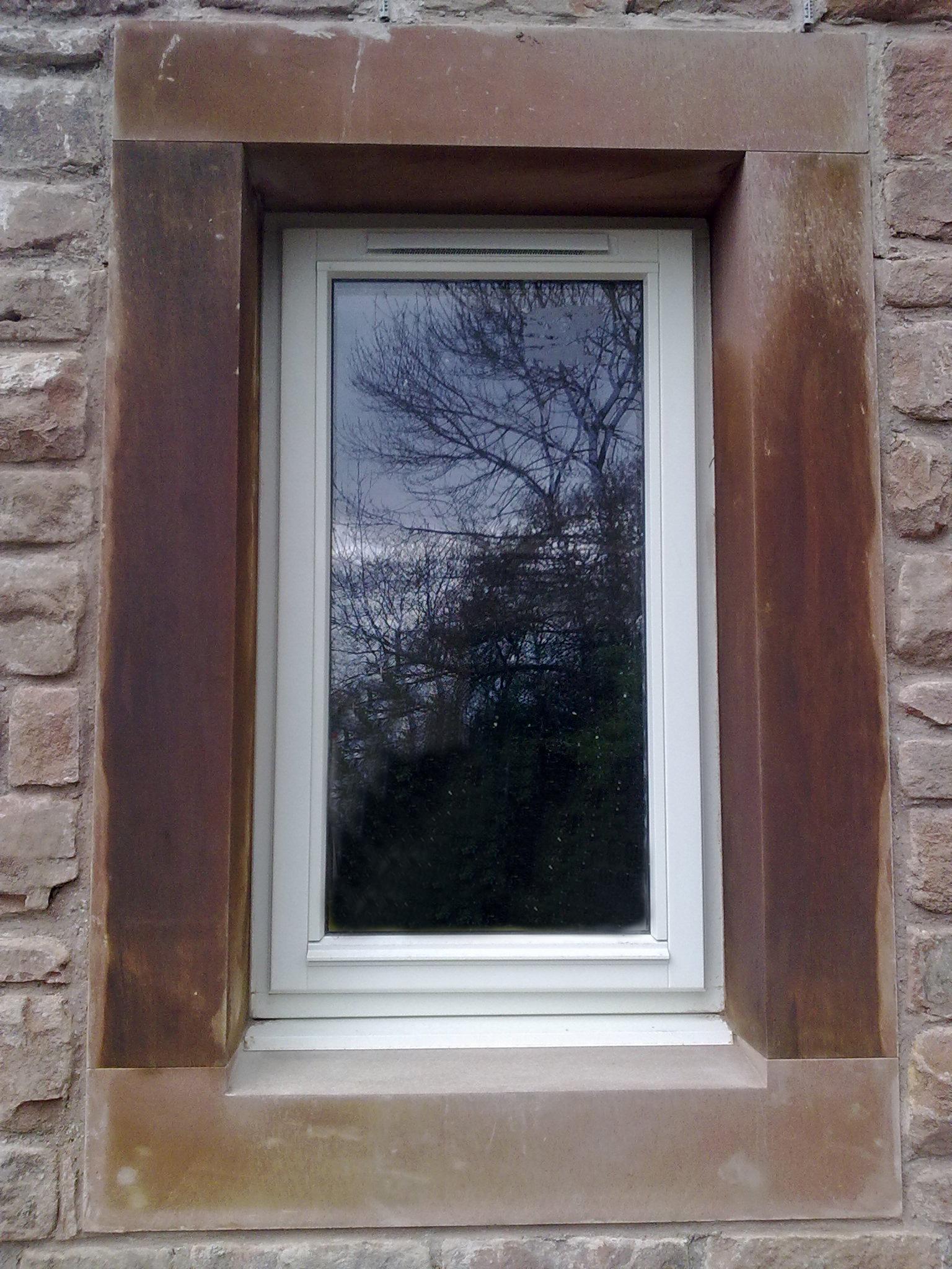 Stormproof Window from A J & D Chapelhow