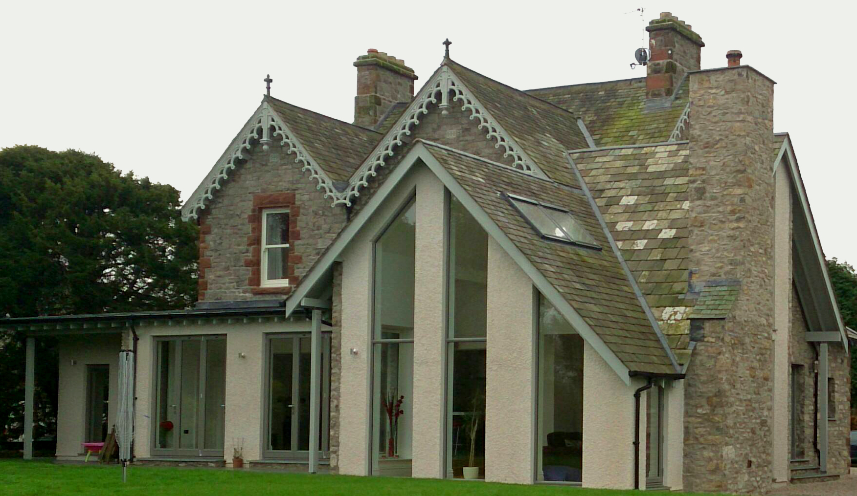 tilt and turn windows from AJ&D Chapelhow (Cliburn) Ltd