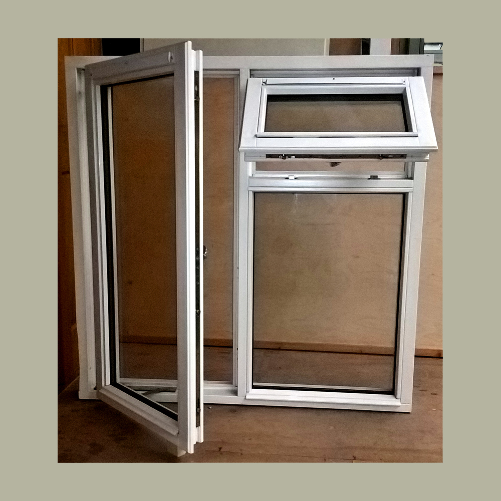 Sideswing timber framed window from AJ&D Chapelhow (Cliburn) Ltd