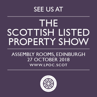 see Aj&D Chapelhow at the scottish listed property show