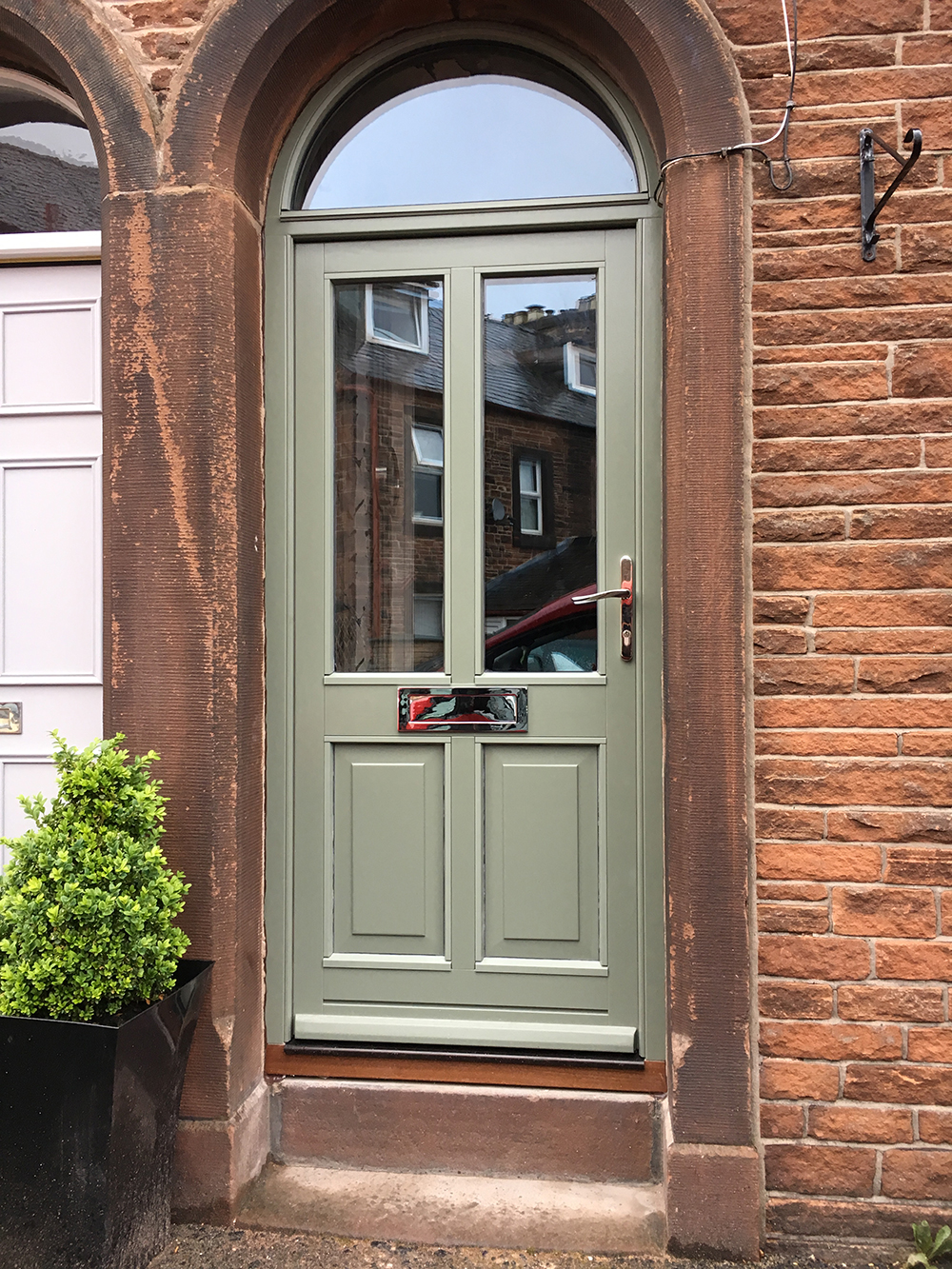 AJ&D Chapelhow (Cliburn) Ltd, creating fine quality timber doors for over 50 years