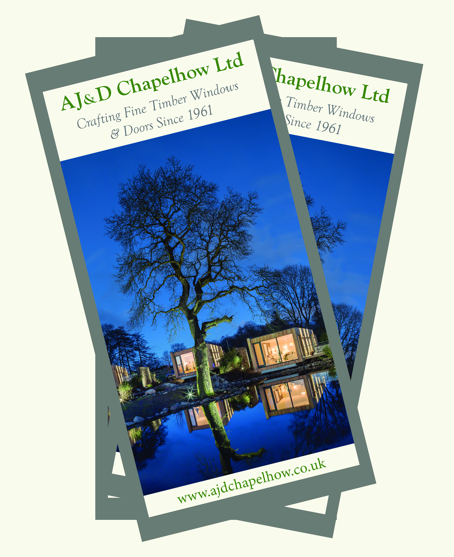AJ&D chapelhow brochure