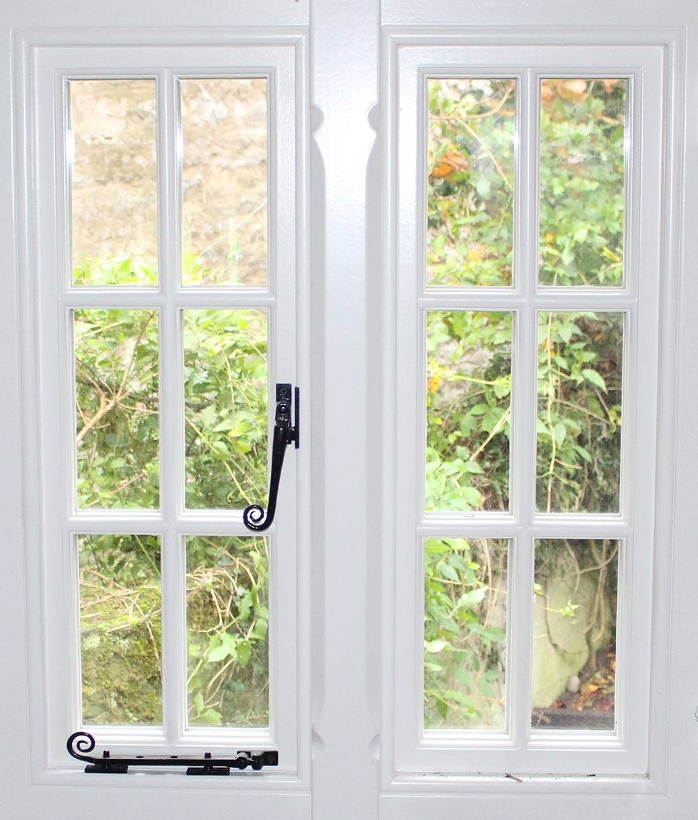 Timber sliding sash windows from AJ&D Chapelhow, creating quality for over 50 years