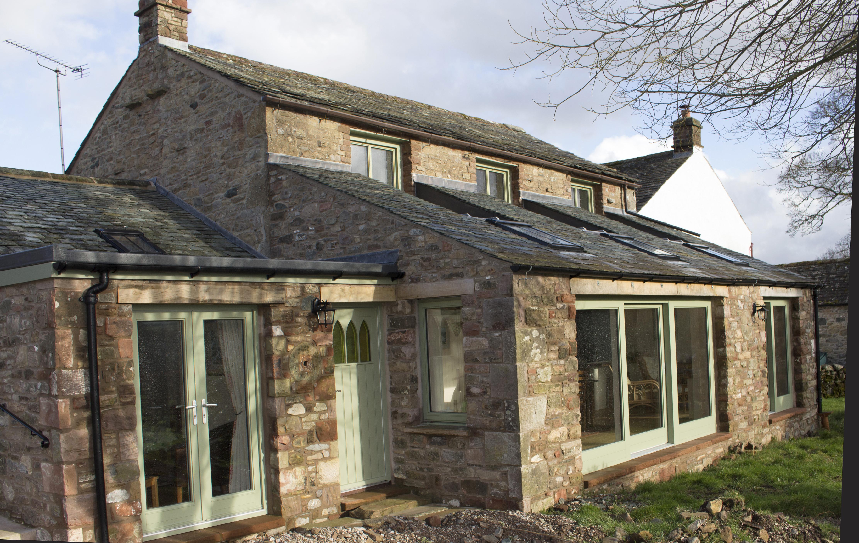 timber windows in cumbria