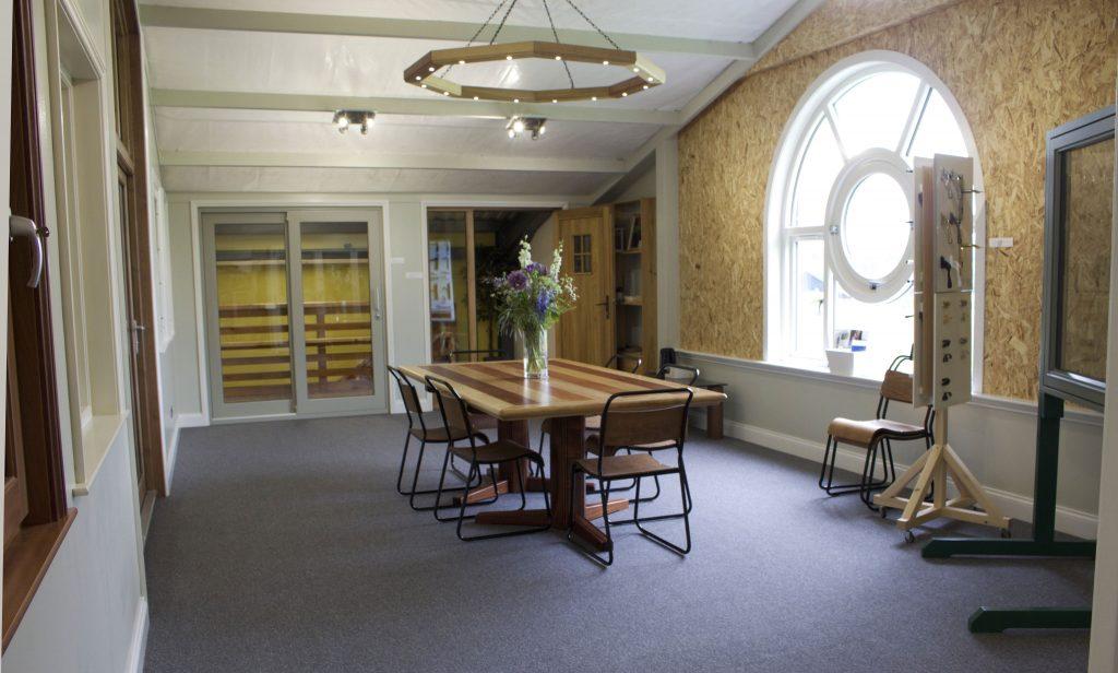 New showroom at AJ&D Chapelhow ltd