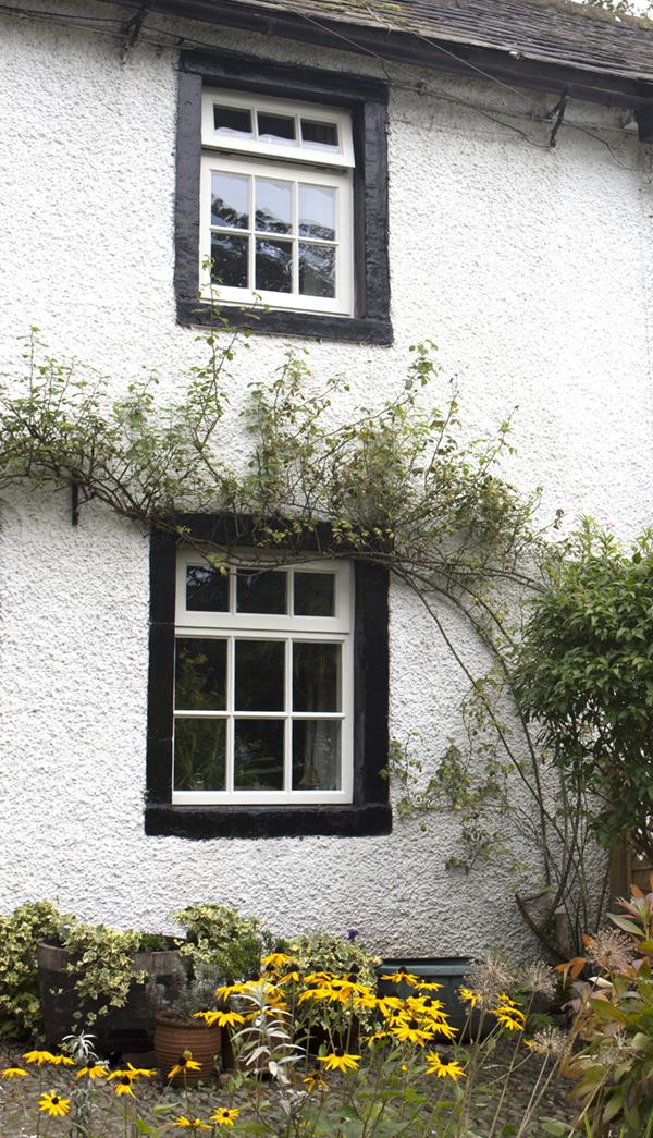 tophung timber framed window from AJ&D Chapelhow (Cliburn) Ltd