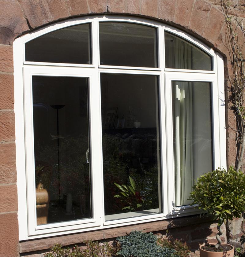 SideSwing Window from A J & D Chapelhow
