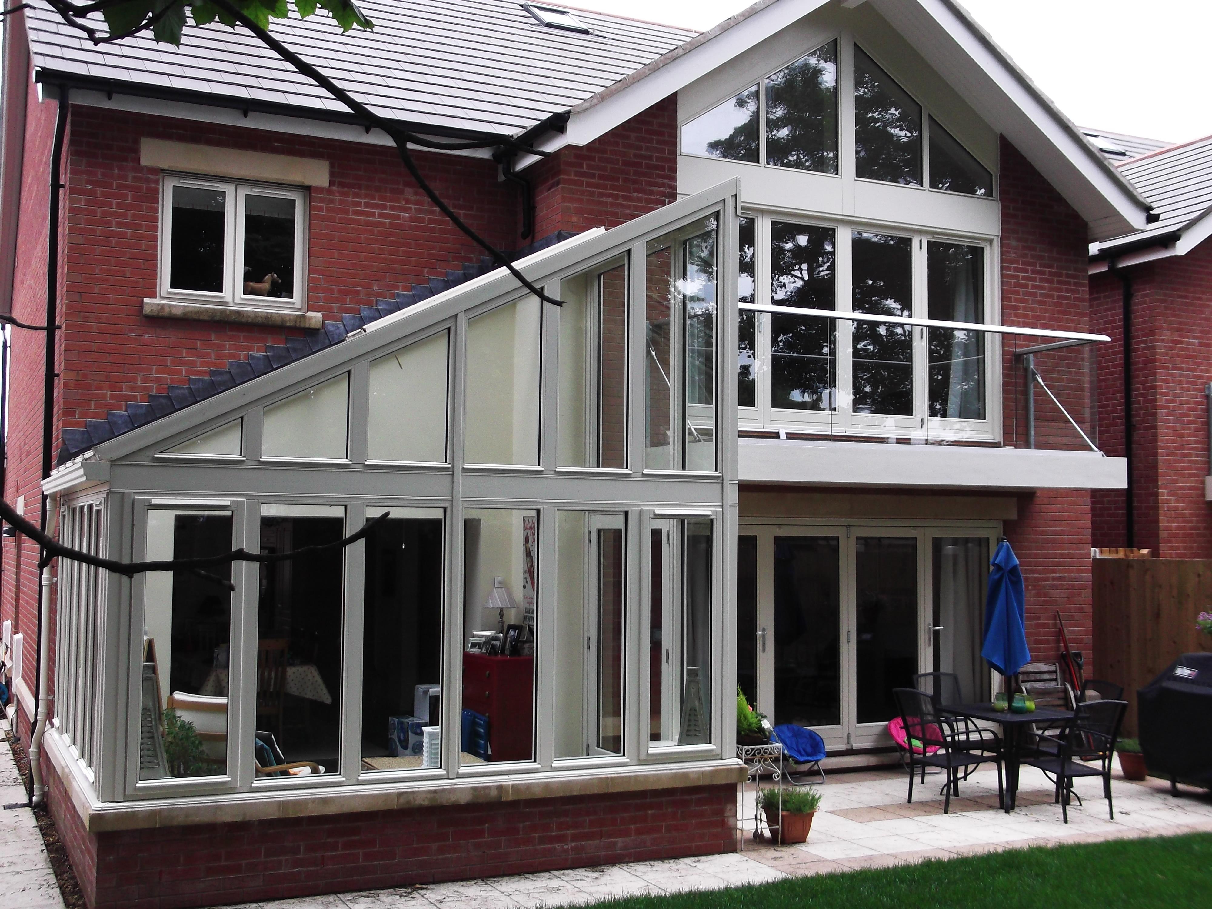 Patio doors and conservatory from AJ & D Chapelhow (Cliburn) Ltd