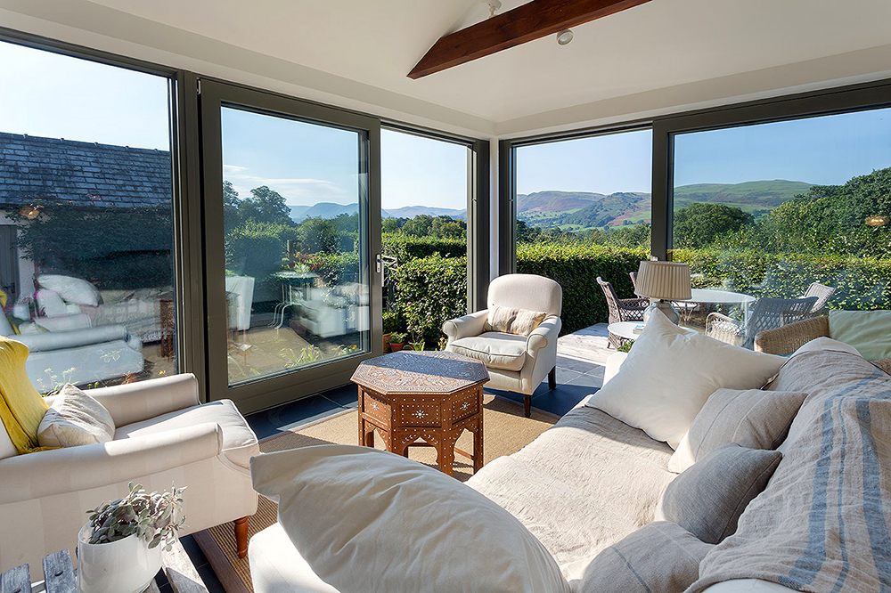 Timber Patio Windows by AJ&D Chapelhow