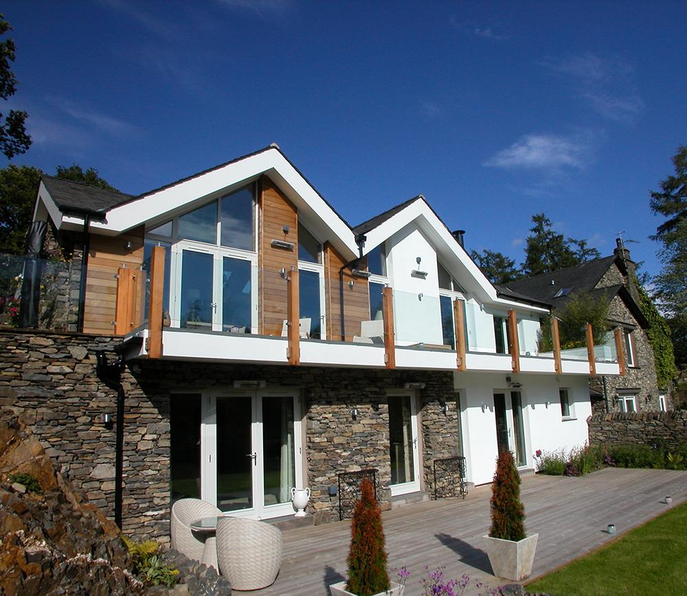 Timber windows and doors from AJ&D Chapelhow Ltd, Cliburn