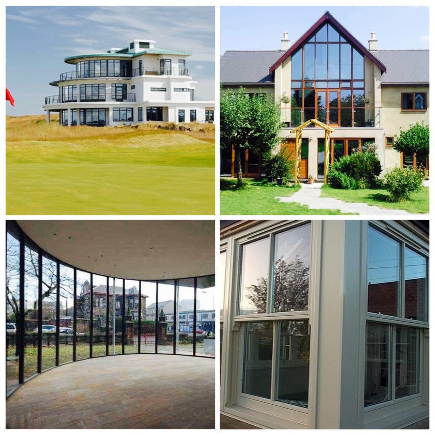 Quality timber windows from AJ&D Chapelhow (Cliburn) Ltd
