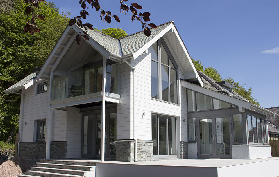 aluminium cladding for windows and doors from AJ&D Chapelhow