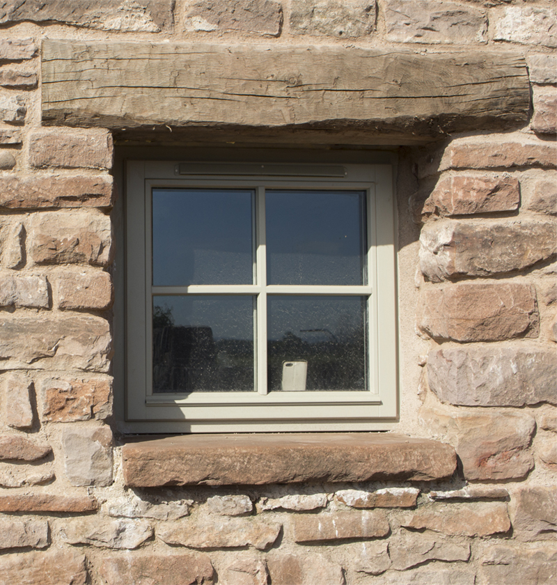 Top hung casement window from AJ&D Chapelhow Ltd