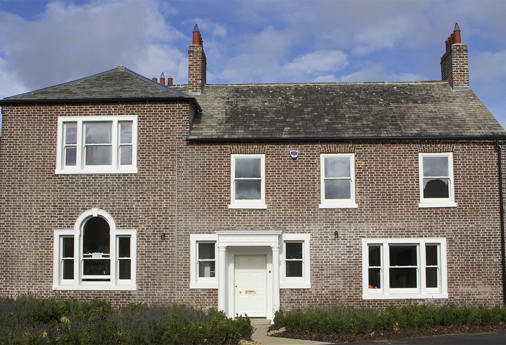 Suttle House Listed property