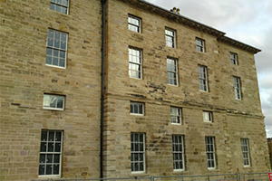 Axwell Hall windows by ajd chapelhow