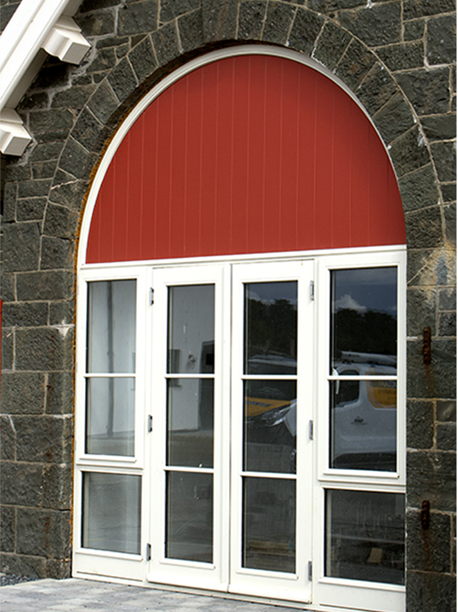 Coo Palace 3 AJD Chapelhow patio doors