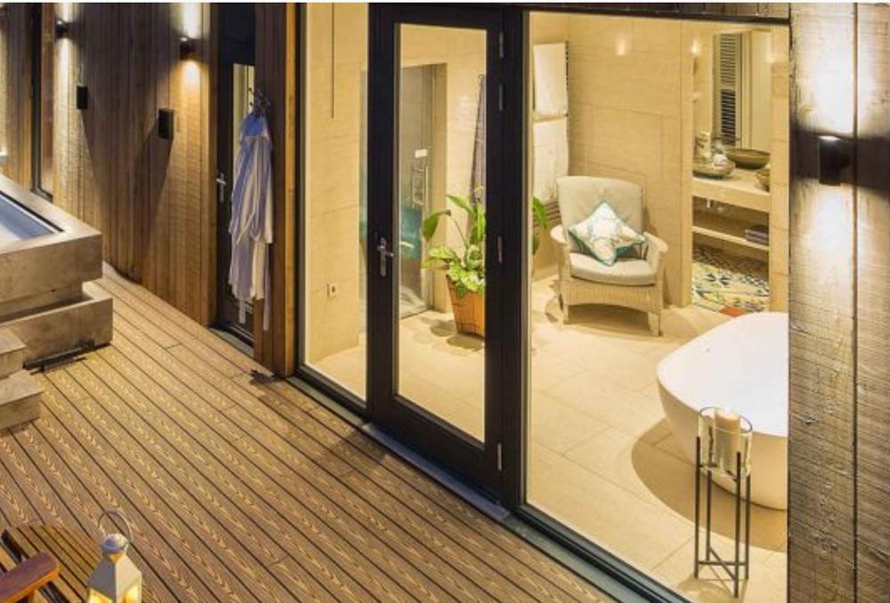 Gilpin luxury lodges sliding patio doors by ajd chapelhow