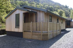 Holiday lodges lake district