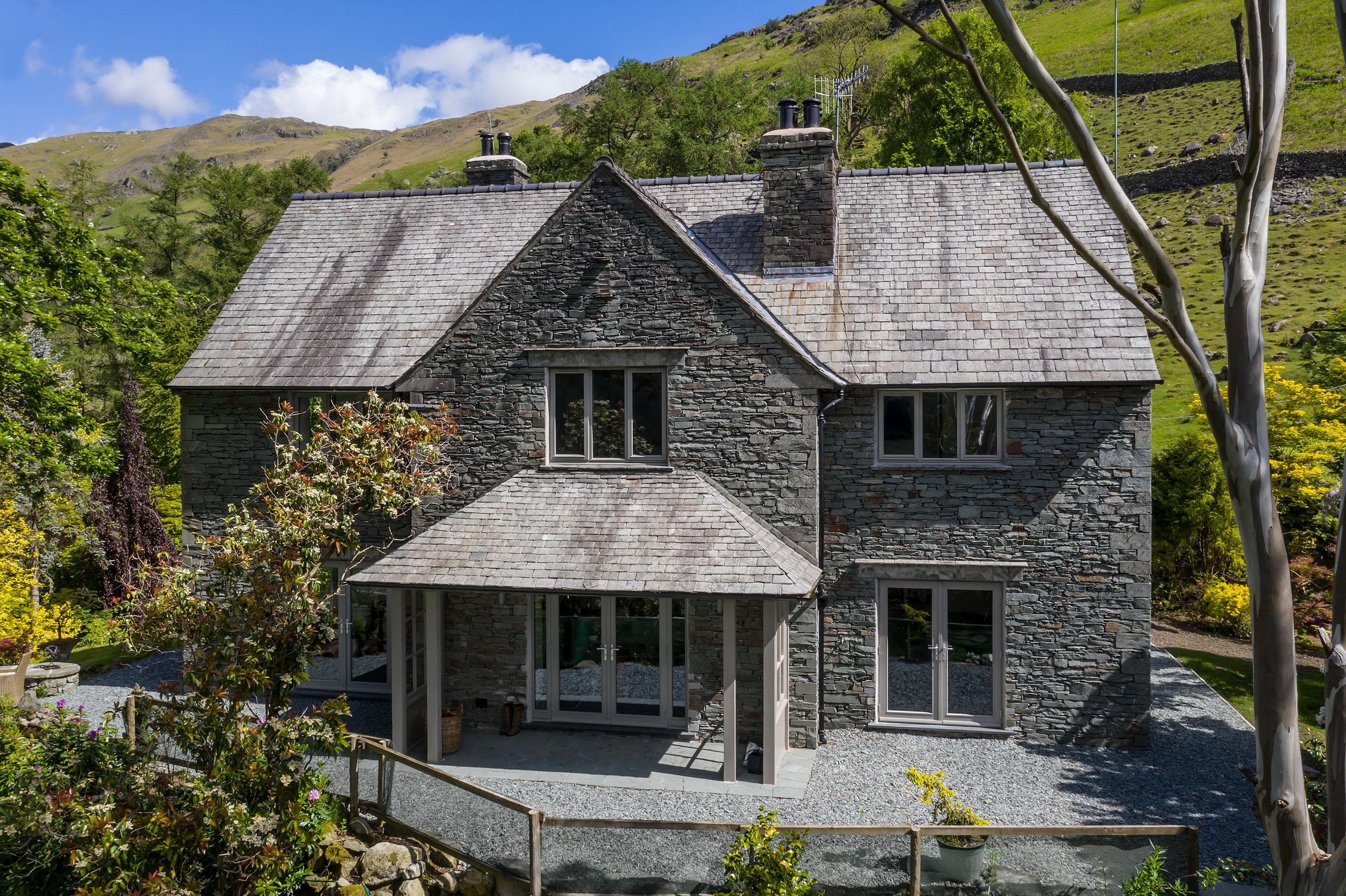 Lake District Property windows and doors by ajd chapelhow