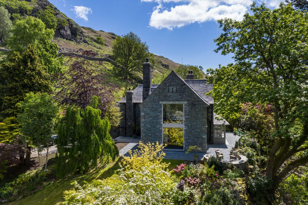 Lake District Property with fantastic views