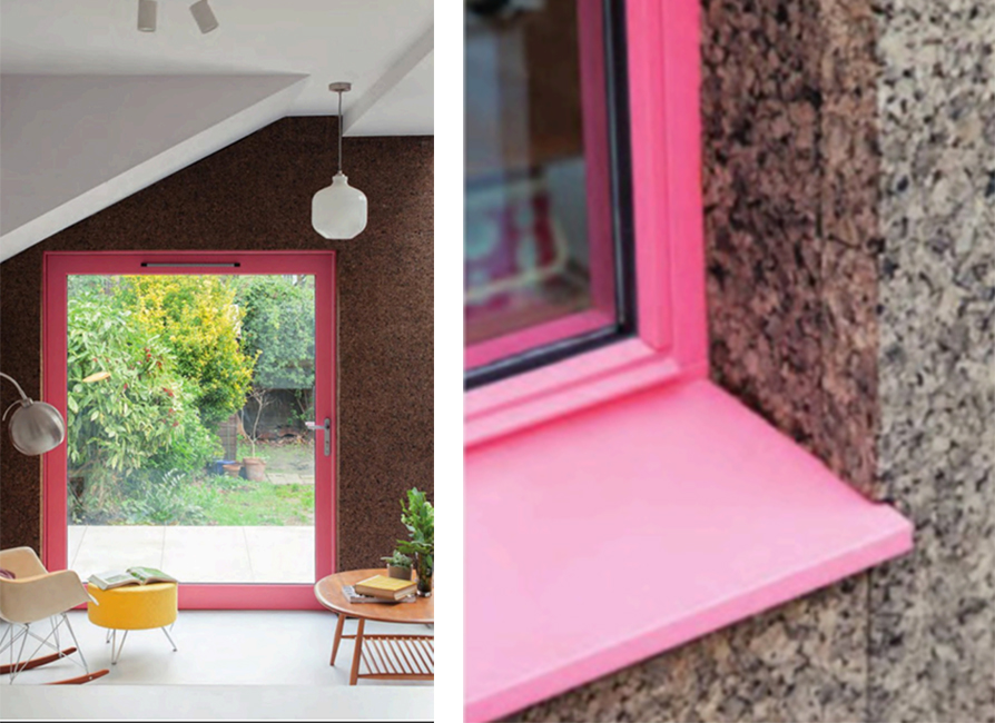 The cork house ground floor extension windows and doors by ajd chapelhow