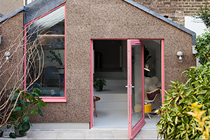 The cork house loft conversion and ground floor extension