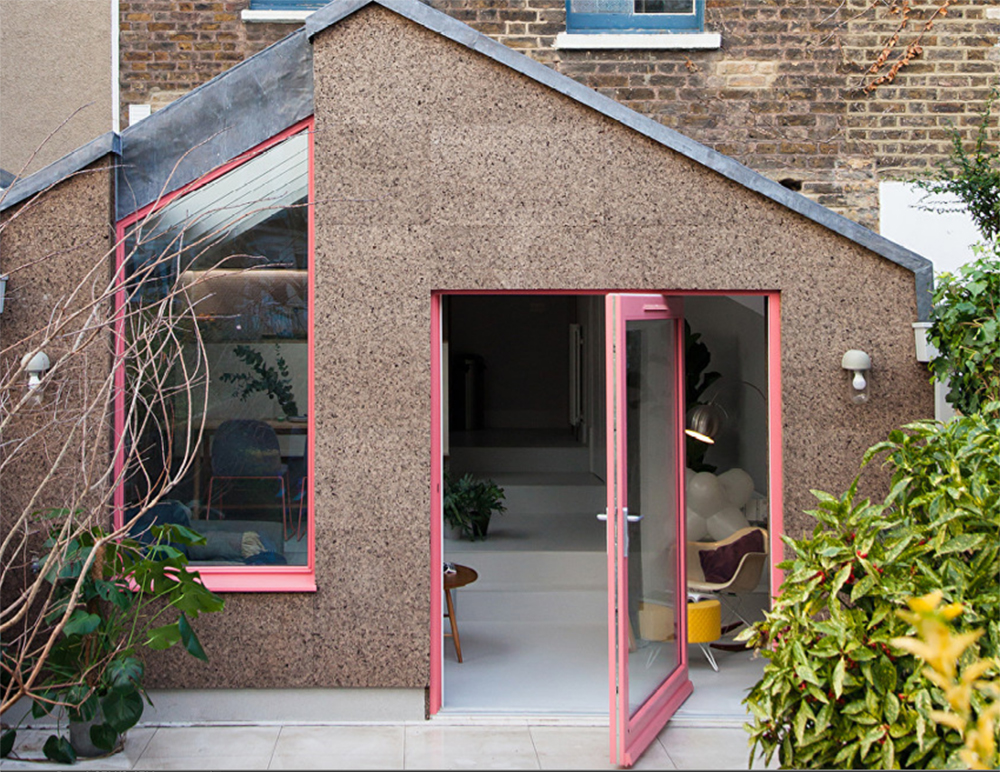 nimtim architects The cork house loft conversion & ground floor extension