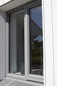 aluminium cladding on patio doors from ajd chapelhow