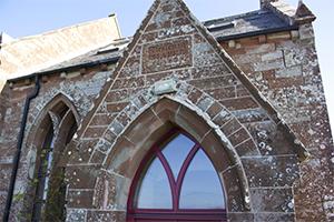 arched window ajc chapelhow