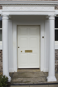 door for listed period property from ajd chapelhow