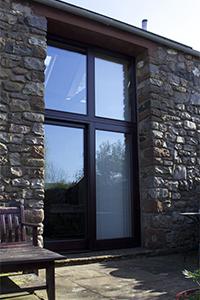 large timber patio doors from ajd chapelhow