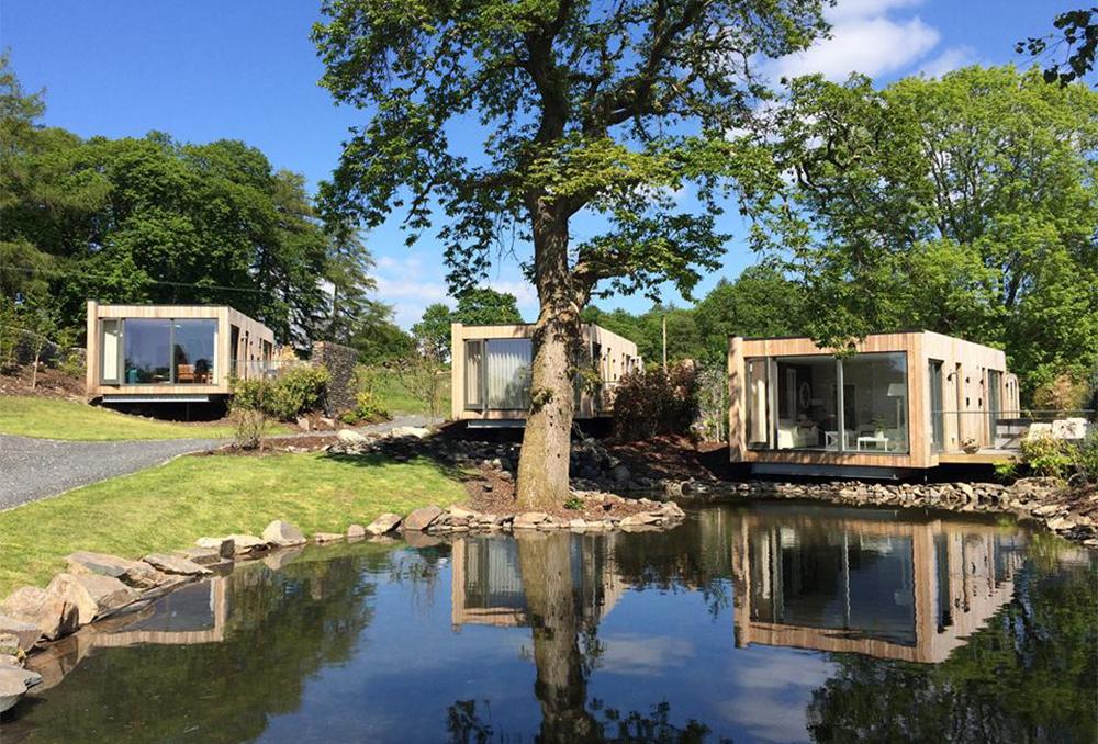 luxury lodges sliding patio doors by ajd chapelhow