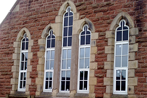 shaped timber windows from ajd chapelhow