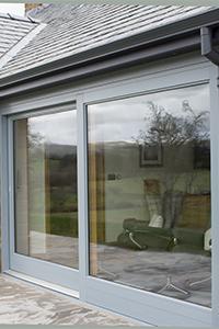 sliding aluminium clad patio doors from ajd chapelhow