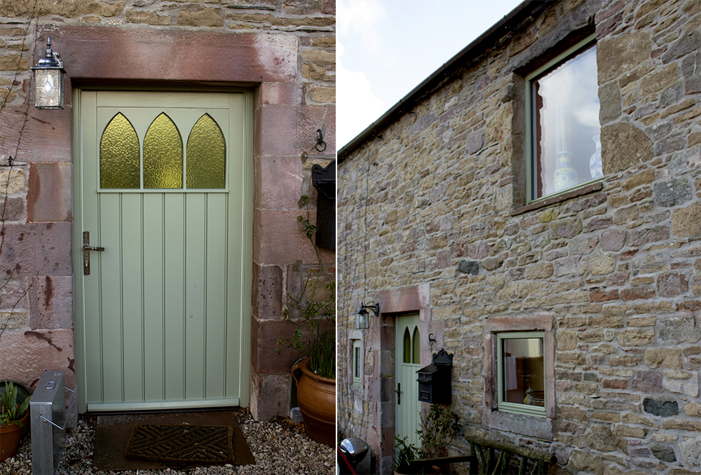 timber & aluminium clad windows and door from ajd chapelhow