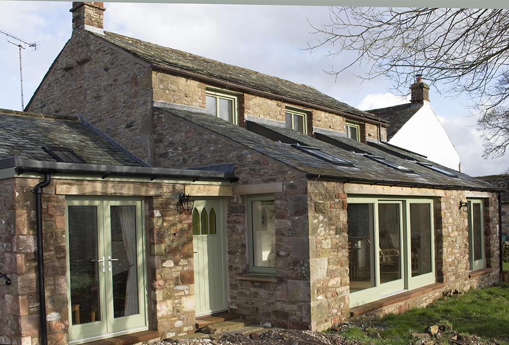timber and aluminium clad windows and door from ajd chapelhow