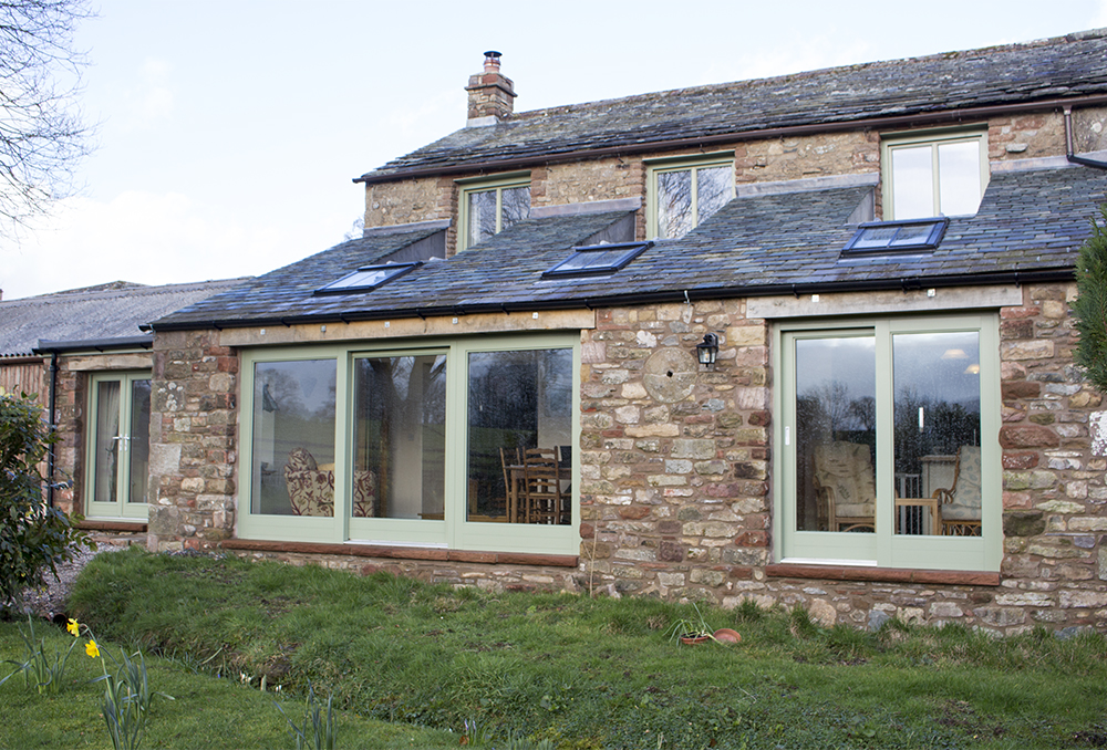timber and aluminium clad windows & door from ajd chapelhow