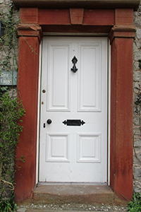 timber panelled door from ajd chapelhow