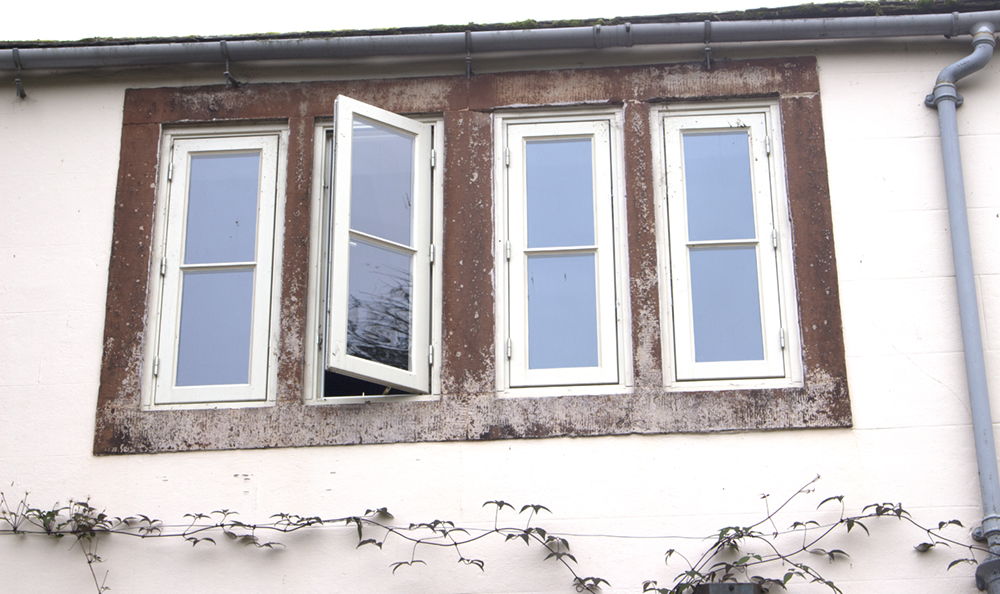 winderwath timber windows listed property