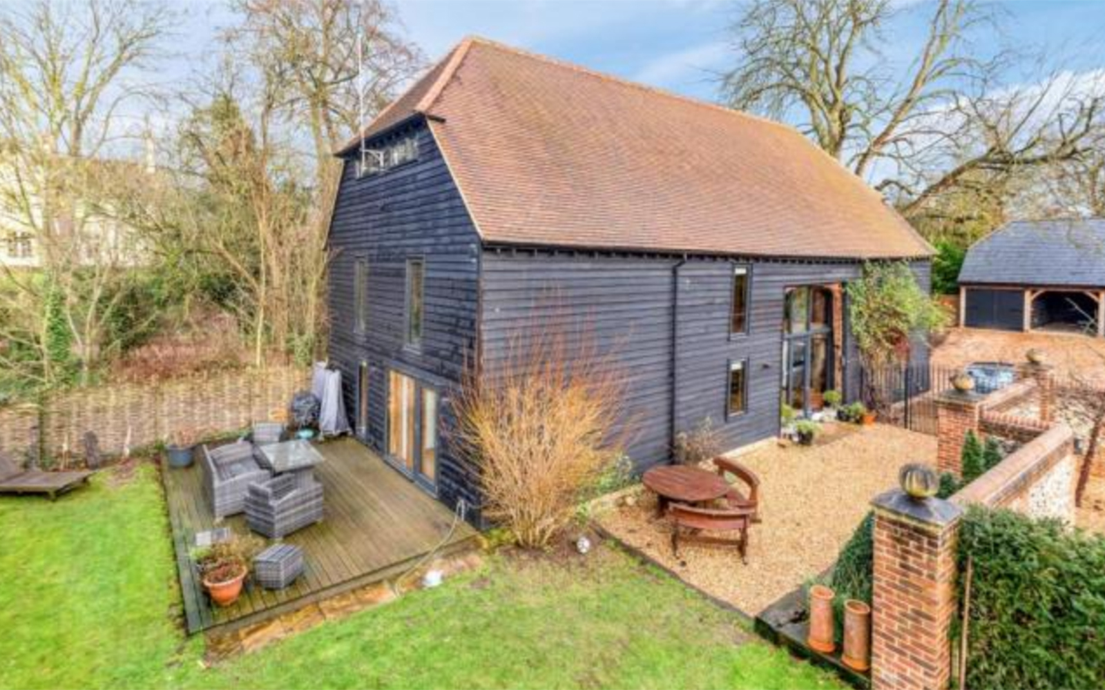 Barn conversion SW doors & windows by ajd chapehow