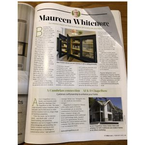 high quality wooden windows and doors from ajd chapelhow in cumbria life feb 2020