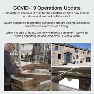 AJ&D Chapelhow Covid-19 statement