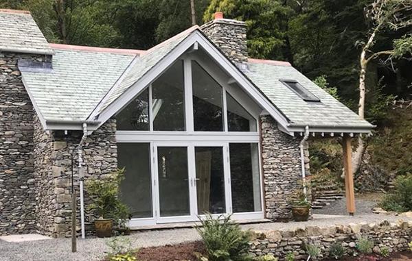 gardenroom extension windows by AJD chapelhow